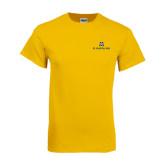 Gold T Shirt-Pi Kappa Phi Stacked