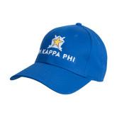 Royal Heavyweight Twill Pro Style Hat-Pi Kappa Phi Stacked