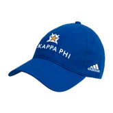 Adidas Royal Slouch Unstructured Low Profile Hat-Pi Kappa Phi Stacked