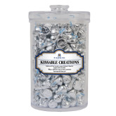Kissable Creations Large Round Canister-Pi Kappa Phi Stacked