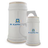 Full Color Decorative Ceramic Mug 22oz-Pi Kappa Phi Stacked