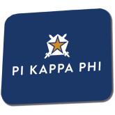Full Color Mousepad-Pi Kappa Phi Stacked