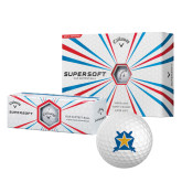 Callaway Supersoft Golf Balls 12/pkg-Star