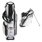 Callaway Hyper Lite 4 White Stand Bag-Pi Kappa Phi Stacked