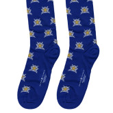Dapper Classics Star Shield Socks-