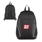 Atlas Black Computer Backpack-Grip-Rite