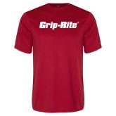 Performance Red Tee-Grip-Rite