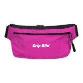 Hot Pink Fanny Pack-Grip-Rite