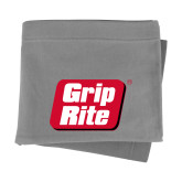 Grey Sweatshirt Blanket-Grip-Rite