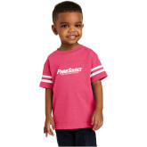 Toddler Vintage Hot Pink Jersey Tee-PrimeSource