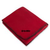 Red Arctic Fleece Blanket-Grip-Rite