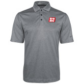 Nike Golf Dri Fit Charcoal Heather Polo-Grip-Rite