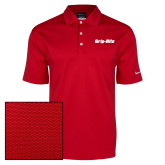 Nike Dri Fit Red Pebble Texture Sport Shirt-Grip-Rite