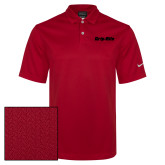 Nike Sphere Dry Red Diamond Polo-Grip-Rite
