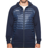 Columbia Northern Comfort Navy Hoodie-PrimeSource