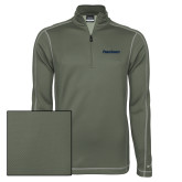 Nike Sphere Dry 1/4 Zip Olive Khaki Pullover-PrimeSource
