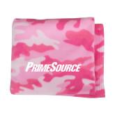 Pink Camo Blanket-PrimeSource