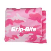 Pink Camo Blanket-Grip-Rite