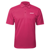 Pink Raspberry Silk Touch Performance Polo-PrimeSource