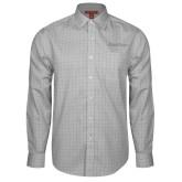Red House Grey Plaid Long Sleeve Shirt-PrimeSource