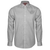 Red House Grey Plaid Long Sleeve Shirt-Grip-Rite