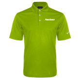 Nike Golf Dri Fit Vibrant Green Micro Pique Polo-PrimeSource