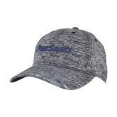 PosiCharge Black/White Electric Heather Snapback Hat-PrimeSource