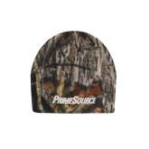 Mossy Oak Camo Fleece Beanie-PrimeSource