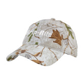Realtree Xtra Snow Unstructured Hat-Grip-Rite