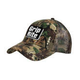 Camo Pro Style Mesh Back Structured Hat-Grip-Rite