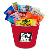 Metal Gift Bucket w/Neoprene Cover-Grip-Rite