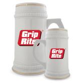 Full Color Decorative Ceramic Mug 22oz-Grip-Rite