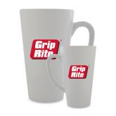Full Color Latte Mug 17oz-Grip-Rite