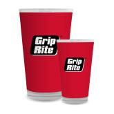 Full Color Glass 17oz-Grip-Rite