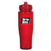 Spectrum Red Sport Bottle 28oz-Grip-Rite