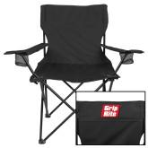 Deluxe Black Captains Chair-Grip-Rite