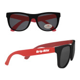 Red Sunglasses-Grip-Rite