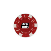 Red Game Chip-Grip-Rite