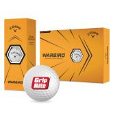 Callaway Warbird Golf Balls 12/pkg-Grip-Rite