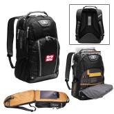 Ogio Bolt Black Backpack-Grip-Rite
