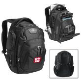 Ogio Stratagem Black Backpack-Grip-Rite