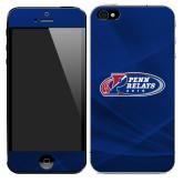 iPhone 5/5s/SE Skin-Penn Relays 2018 Logo