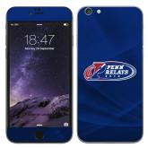 iPhone 6 Plus Skin-Penn Relays 2018 Logo