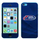 iPhone 5c Skin-Penn Relays 2018 Logo