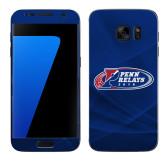 Samsung Galaxy S7 Skin-Penn Relays 2018 Logo