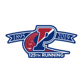 Medium Decal-Penn Relays 2018 Logo, 8 inches wide