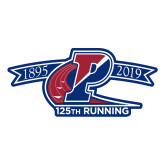 Large Decal-Penn Relays 2018 Logo, 12 inches wide