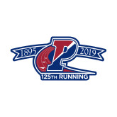 Small Decal-Penn Relays 2018 Logo, 6 inches wide
