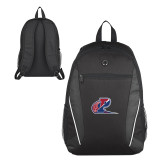 Atlas Black Computer Backpack-Penn Relays