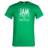Kelly Green T Shirt-Jam Penn Relays In Box